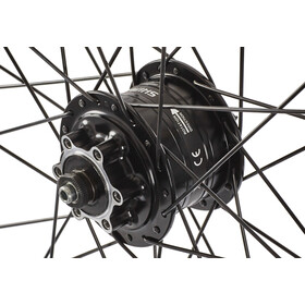 Ryde Front wheel black 28 x 1.75, Shimano DH3D30